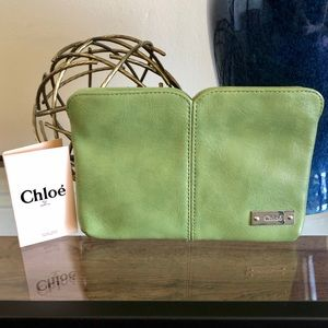 Authentic CHLOE Cosmetics Case/Pouch